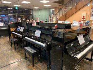 ヤマハのピアノをみにいこう♪ピアノフェア開催!