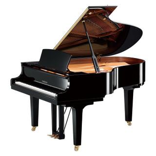 ヤマハグランドピアノC3X展示開始