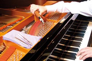 大事なピアノのために出来る事