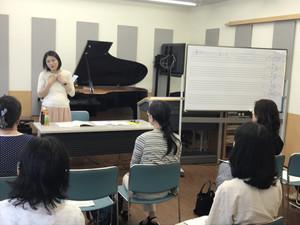 ピアノコンクール活用術講座レポート