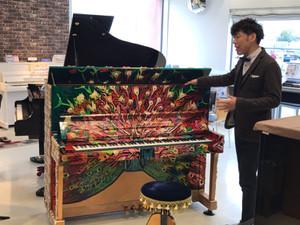 アートピアノミニコンサートをレポート!