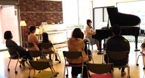 9月25日ピアノ名曲ミニコンサート