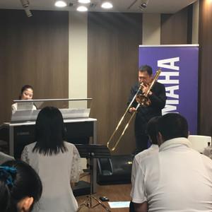 演奏が楽しくなる管楽器イベント開催中!