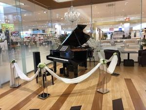 ENSPIREピアノコンサート@東京インテリアひたちなか店