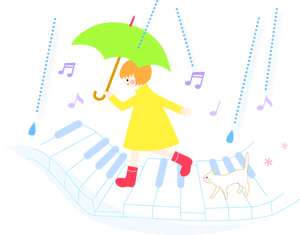 梅雨時のピアノ対策は?