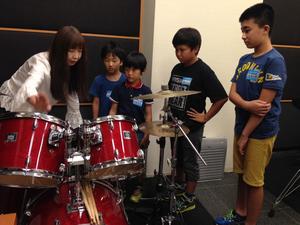 小学生のための音楽ワークショップ