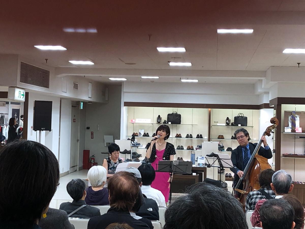 丸井今井函館店移転50周年ヤマハミュージック講師コンサート