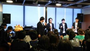 石若雅弥 with Chor.Draft サロンコンサートVol.2開催しました!