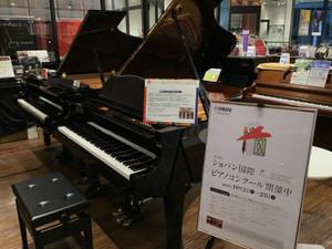 ショパン国際ピアノコンクール一次予選