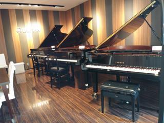 ヤマハグランドピアノを体験!