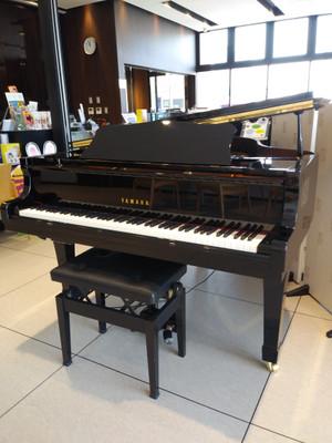 【C3SN】ヤマハリニューアルグランドピアノ展示中