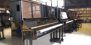【続々入荷!】ヤマハリニューアルピアノ